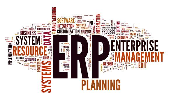 imagem ilustrando todas as funcionalidades que um ERP pode ter para uma empresa