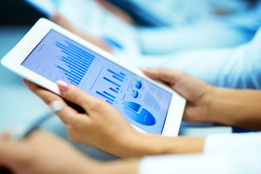 imagem ilustrando a performance da automação comercial nas empresas