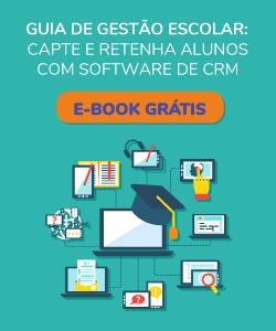 Guia de gestão escolar: capte e retenha alunos com software de CRM